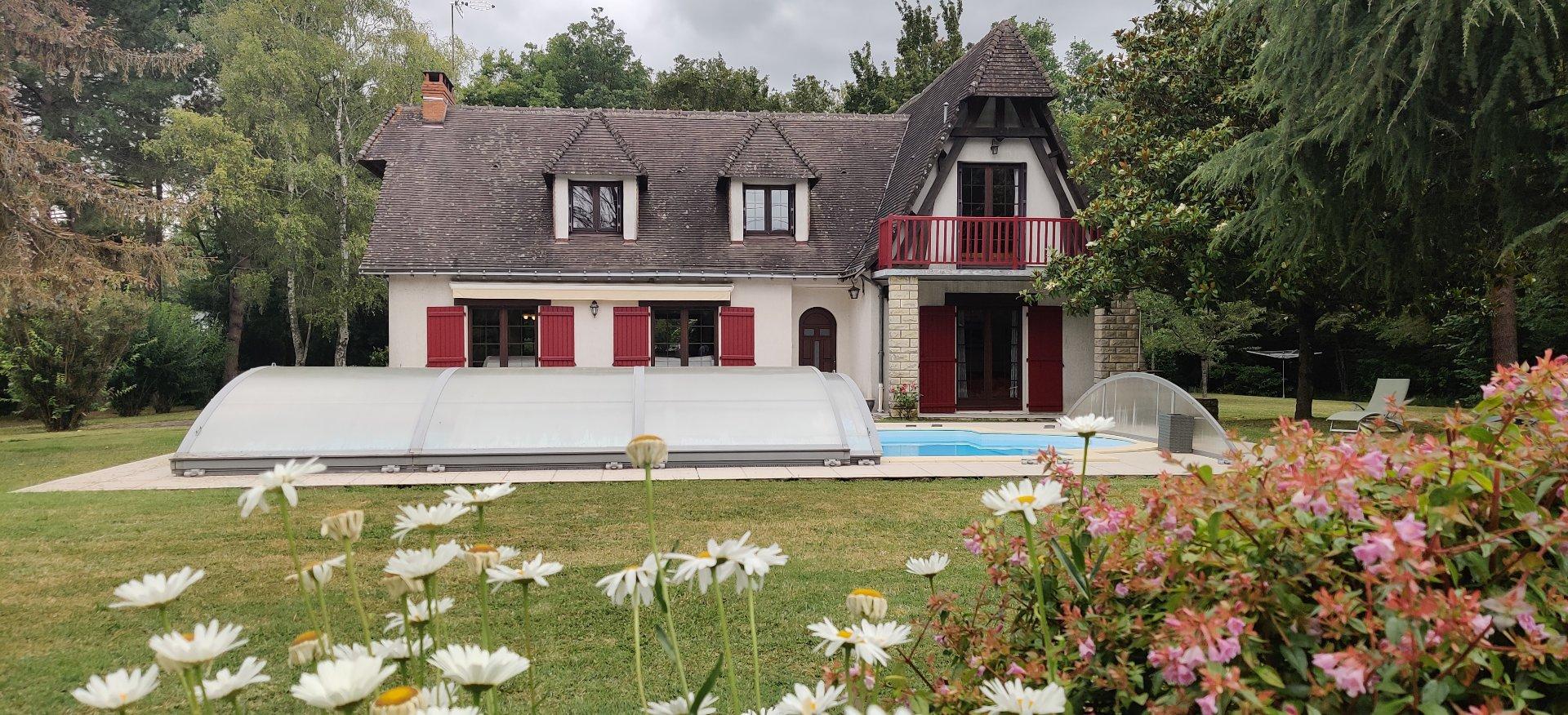 Villa et Gîte - Environnement boisé