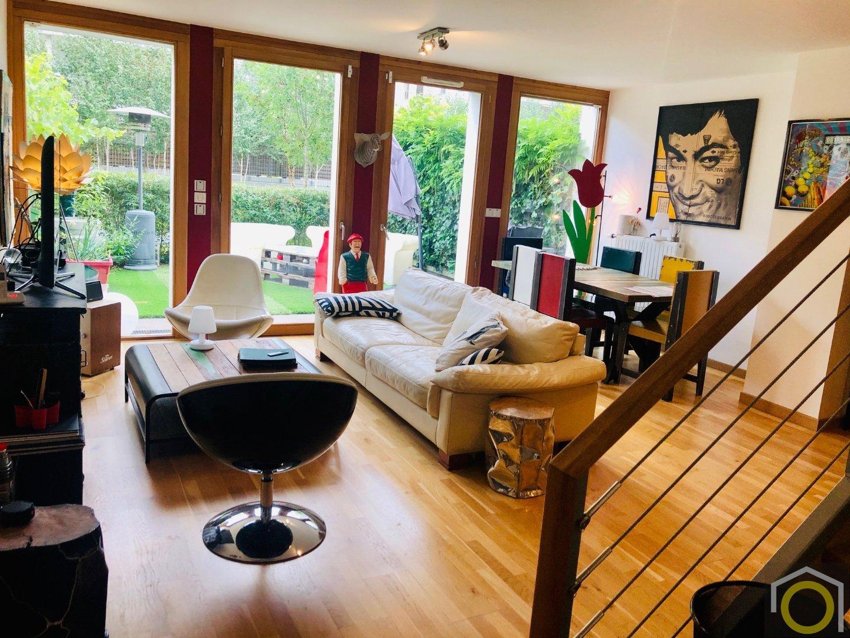 Duplex avec jardin - Quartier des Deux-lions