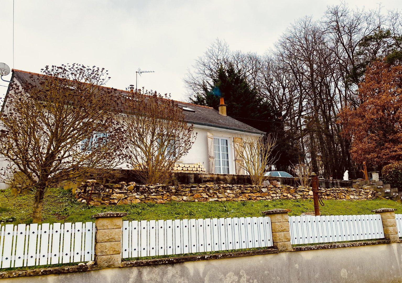 Maison avec vue dégagée