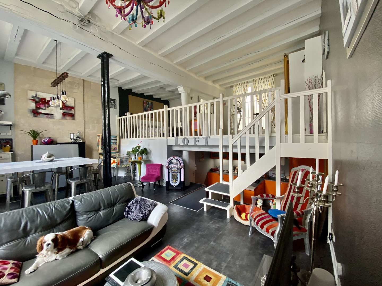 Appartement esprit loft