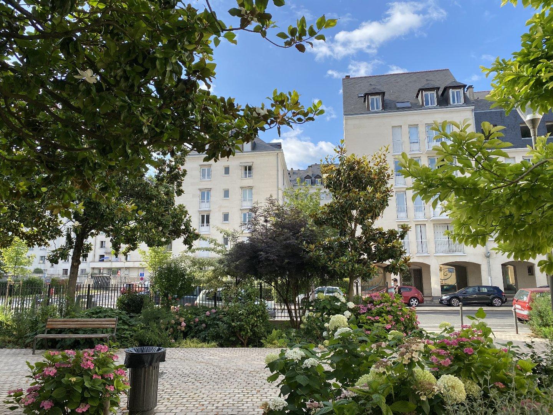 Appartement avec ascenseur - Secteur des Bord des Loire