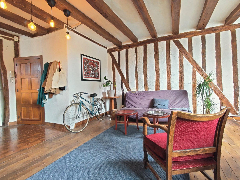 Appartement de charme - Secteur Halles